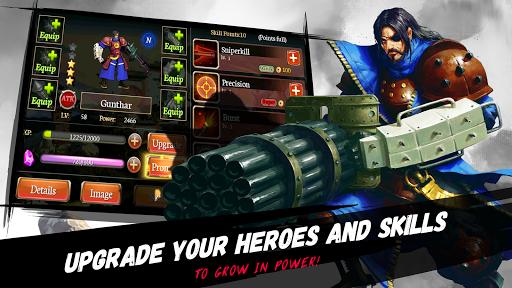 Legends of 100 Heroes screenshot 5