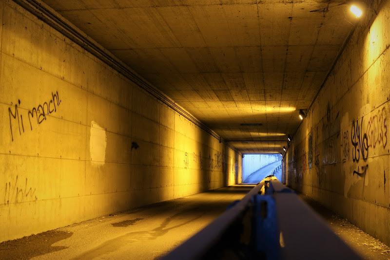 In fondo al tunnel.... nessuno di ZenoR