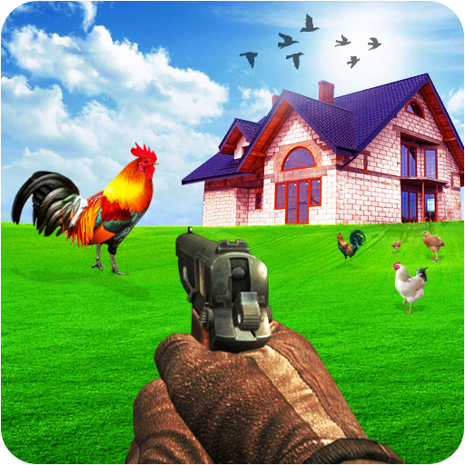 Crazy Farm Chicken Shooting Mission 2018 (game)