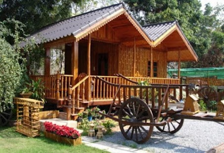 Wooden House Design Ideas Android Apps On Google Play