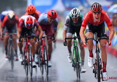 Nikias Arndt wint rit 8 in de Vuelta, Van der Sande wordt derde en Lopez is zijn leiderstrui kwijt