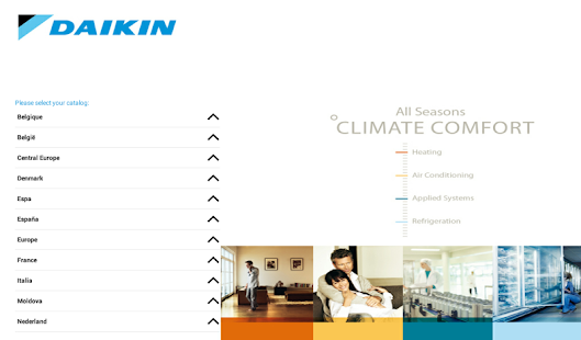 Daikin E-data