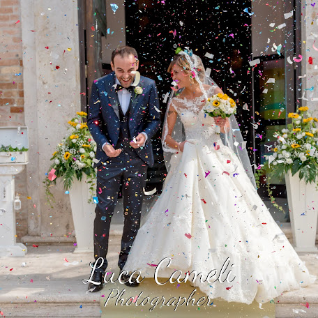 Wedding photographer Luca Cameli (lucacameli). Photo of 07.03.2018