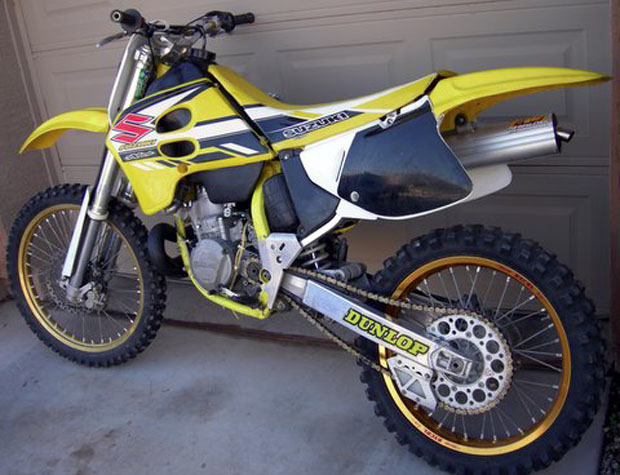There Are Specific Types Of Tires That Should Go On A Dirt Bike Like Mudsandor Street Tires