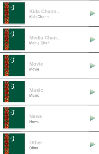 Turkmenistan TV Channel Info