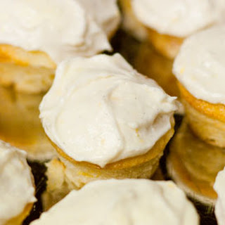 Coconut-Lemon Mini Cupcakes