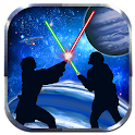 Lightsaber Photo Montage Maker icon