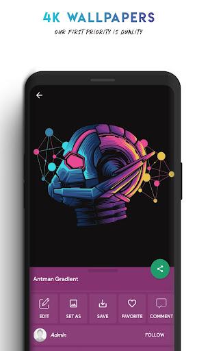 AmoledPix - 4K Amoled & Black Wallpapers 1.5 screenshots 2