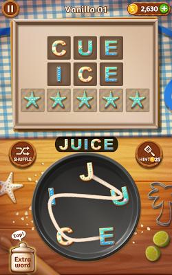 Word Cookies - screenshot