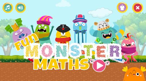 Fun Monster Math 1.27 screenshots 3