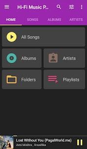 Hi-Fi Music Player- JP 1.5 Unlocked MOD APK Android 1