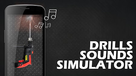 Simulator Drills Sounds APK screenshot thumbnail 1