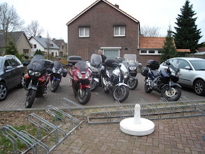 Photo: aankomst in Overloon