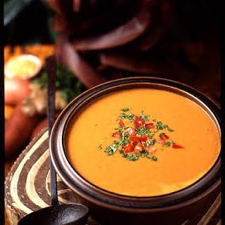 The Hirshon Beninese Peanut Soup.