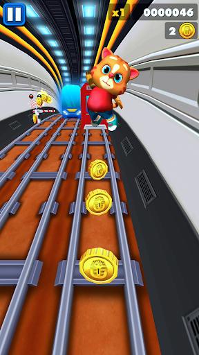 cute cat simulator run 3d screenshot 2