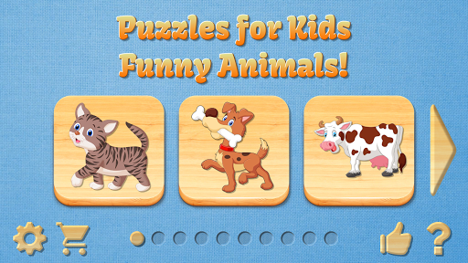 Baby Puzzles for Kids 3.2 screenshots 1