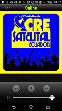 Radios de Ecuador 1.0 screenshot 2089990