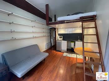 Studio meublé 18,27 m2