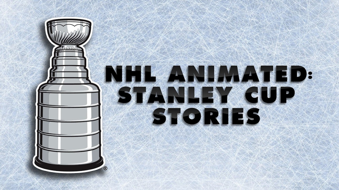 Watch NHL Animated: Stanley Cup Stories live