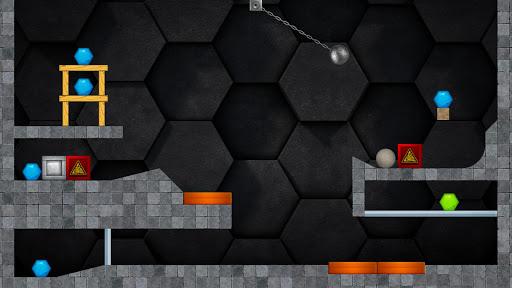 無料解谜AppのHexasmash ヘキサゴンスマッシュ物理パズル|記事Game