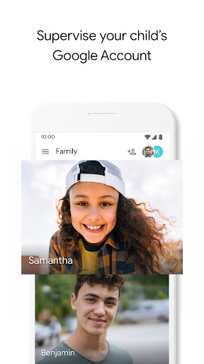 Google Family Link for parents 1.37.0.P.243699734 screenshots 1