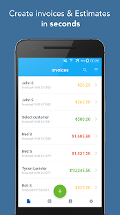 InvoiceReady — Professional Invoices & Estimates - náhled