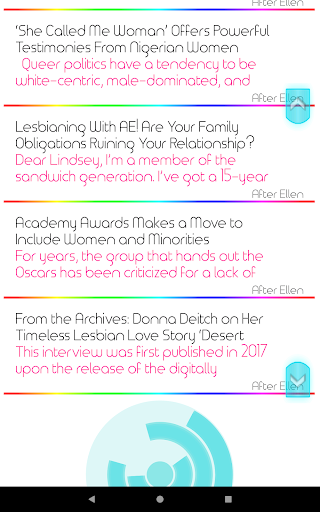 Scoop - Lesbian Gay News (LGBTQ) 2.0.17 screenshots 4