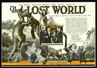 Photo: Izgubljeni svijet (The Lost World) je nijemi film iz 1925. godine, snimljen prema esefičnom romanu oca Sherlocka Holmesa, Arthura Conana Doylea