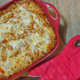 The Best Ever Baked Ziti.