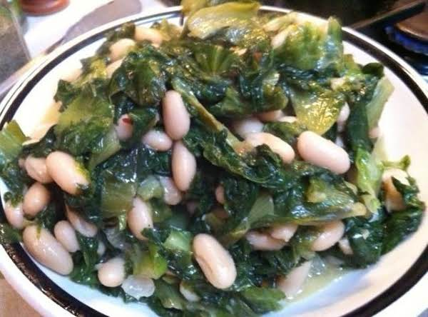 Escarole And Beans