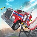 Stunt Truck Jumping icon
