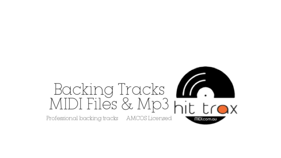 Hit Trax MIDI Files Backing Tracks - MIDI Files Backing Tracks by