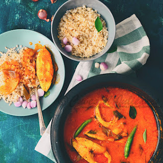 Alleppey Fish Curry.