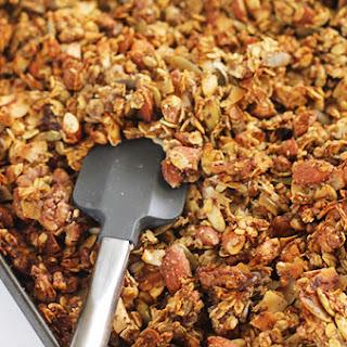 No-Sugar Added Granola Clusters
