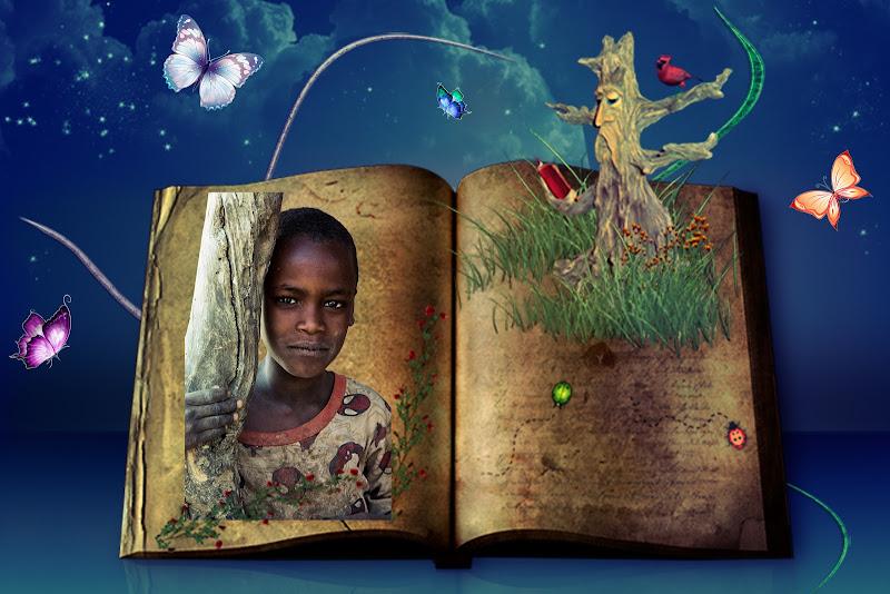 libro magico  di Fabio6018