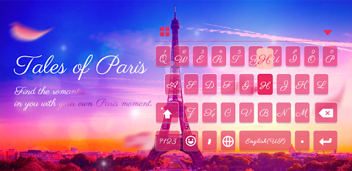 Paris Free Font For Keyboard for PC