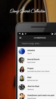 Chordpedia: Nepali Songs Chord - screenshot