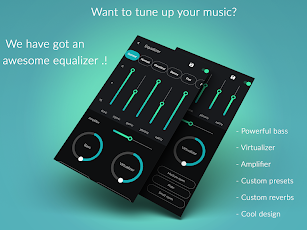 Musicana Music Player screenshot for Android