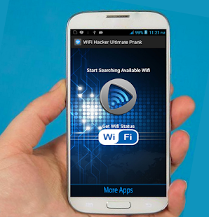 Download Wifi hacker ultimate prank APK on PC | Download ...