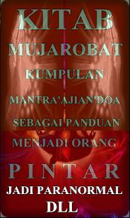 Kitab Mujarobat Kumpulan Ilmu Sakti Wong Jawa - náhled