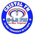 RADIO CRISTAL 94.5 ParaguayHD icon