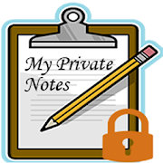 My Private Notes