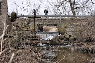 Photo: 83,4 km za mostem w Józefinie