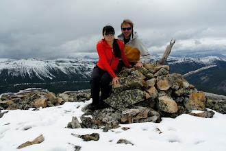 Photo: Summit shot.