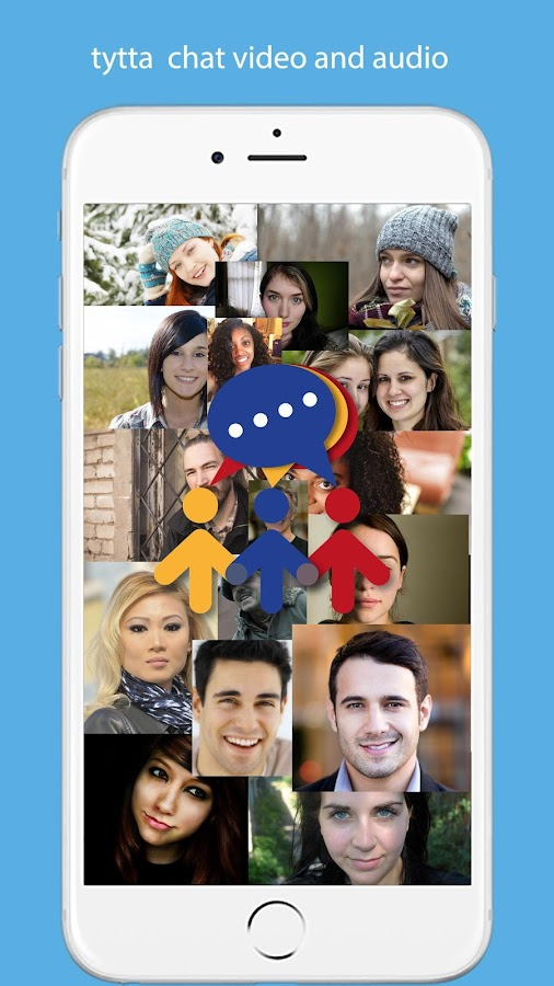 Tytta Chat - Meet video free!- screenshot