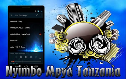 Nyimbo Mpya Tanzania - Nihesmahaliza - náhled