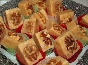 Maple And Walnut Fudge Recipe