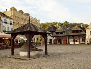 Photo: Kazimierz Dolny  Rynek