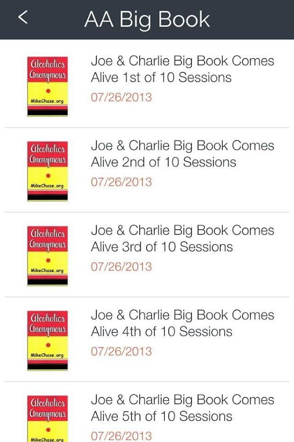 Aa Big Book Pdf Download Free Backstage