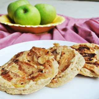 Tarte Tatin Pancakes